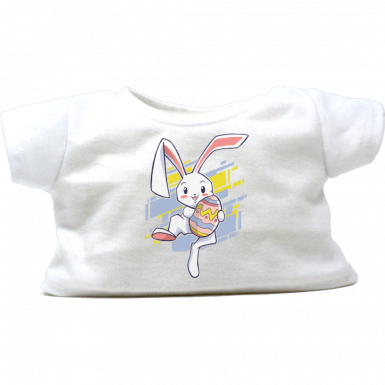 "Easter Rabbit 16"" Easter T-Shirt"