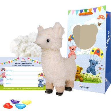 "Loopy the Llama 8"" Animal Kit"