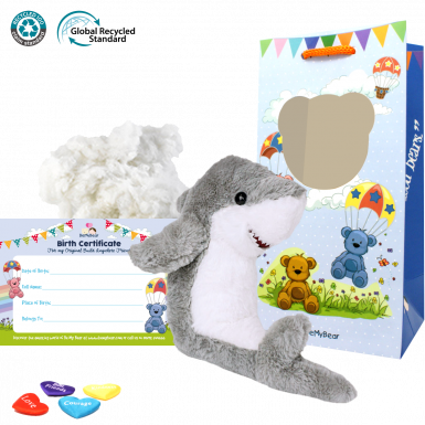 """Squirt the Eco Great White Shark 8"""" Kit"""