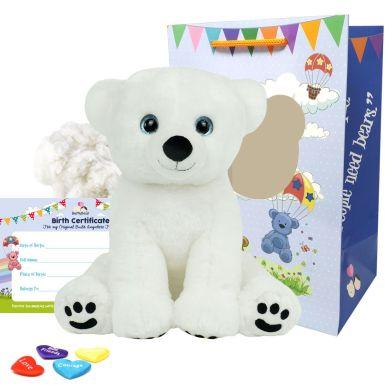"Polar Bear 16"" Animal Kit"