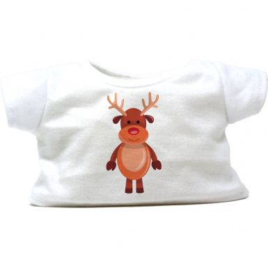 "Reindeer 8"" Christmas T-Shirt"