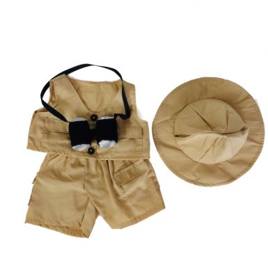 """Safari 16"""" Outfit with Trousers"""