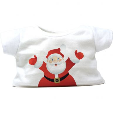 "Santa Claus 16"" Christmas T-Shirt"