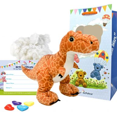 "Tyrone The T-Rex 8"" Dinosaur Kit"