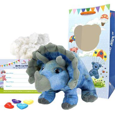 "Tricky The Triceratops 8"" Dinosaur Kit"