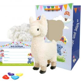 "Lenny The Llama 16"" Animal Kit"
