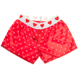 """Red Heart 16"""" Boxer Shorts"""
