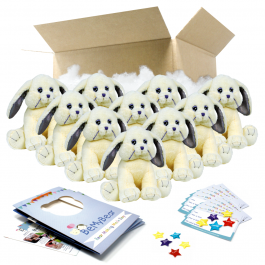"""Cottontail Rabbit 16"""" Party Pack"""
