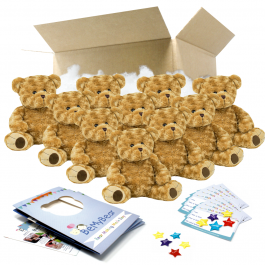 """Twist Bear 16"""" Party Pack"""