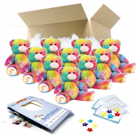 """Rainbow 16"""" Party Pack"""