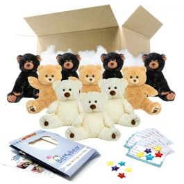 """Bear 16"""" Party Pack"""