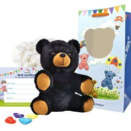 "Binx the Black Bear 8"" Bear Kit"