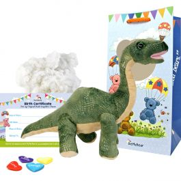"""Little Foot The Brontosaurus 8"""" Dinosaur Kit"""