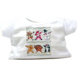 """Christmas Dabbing 8"""" Christmas T-Shirt"""