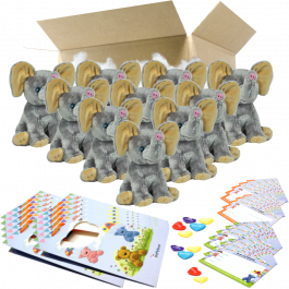 """Elephant 8"""" Party Pack"""