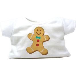 "Gingerbread Man 8"" Christmas T-Shirt"