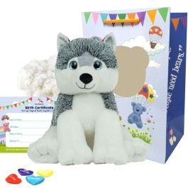 """Husky Dog 16"""" Animal Kit"""