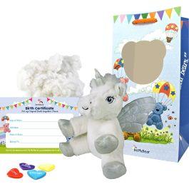 """Ice Unicorn 8"""" Mythical Kit"""
