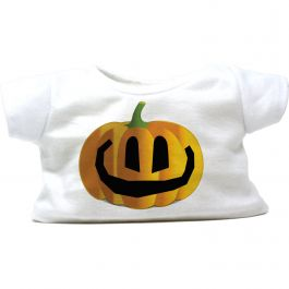 "Jack-O-Lantern 8"" Halloween T-Shirt"