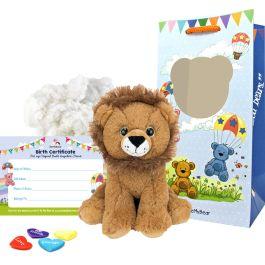"Leo The Lion 8"" Animal Kit"