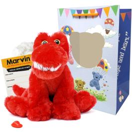 """Marvin The Marvellous Crocodile 16"""" Animal Kit"""