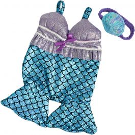 "Mermaid 16"" Outfit"