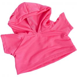 """Pink 16"""" Hoodie"""