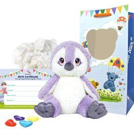 "Purple Penguin 8"" Animal Kit"