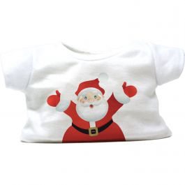 "Santa Claus 8"" Christmas T-Shirt"