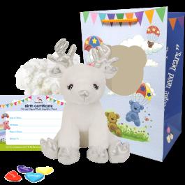 "Sparkle The Reindeer 16"" Animal Kit"