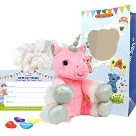 """Pinkie Unicorn 8"""" Mythical Kit"""
