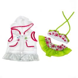 """Swimsuit & Coverup 16"""" Outfit"""