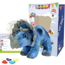 "Tricky The Triceratops 16"" Dinosaur Kit"