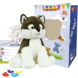 "Wiley Wolf 16"" Animal Kit"