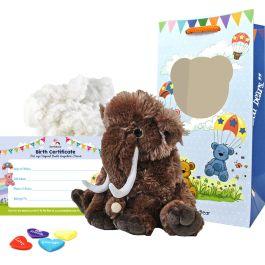 "Wilma The Woolly Mammoth 8"" Animal Kit"