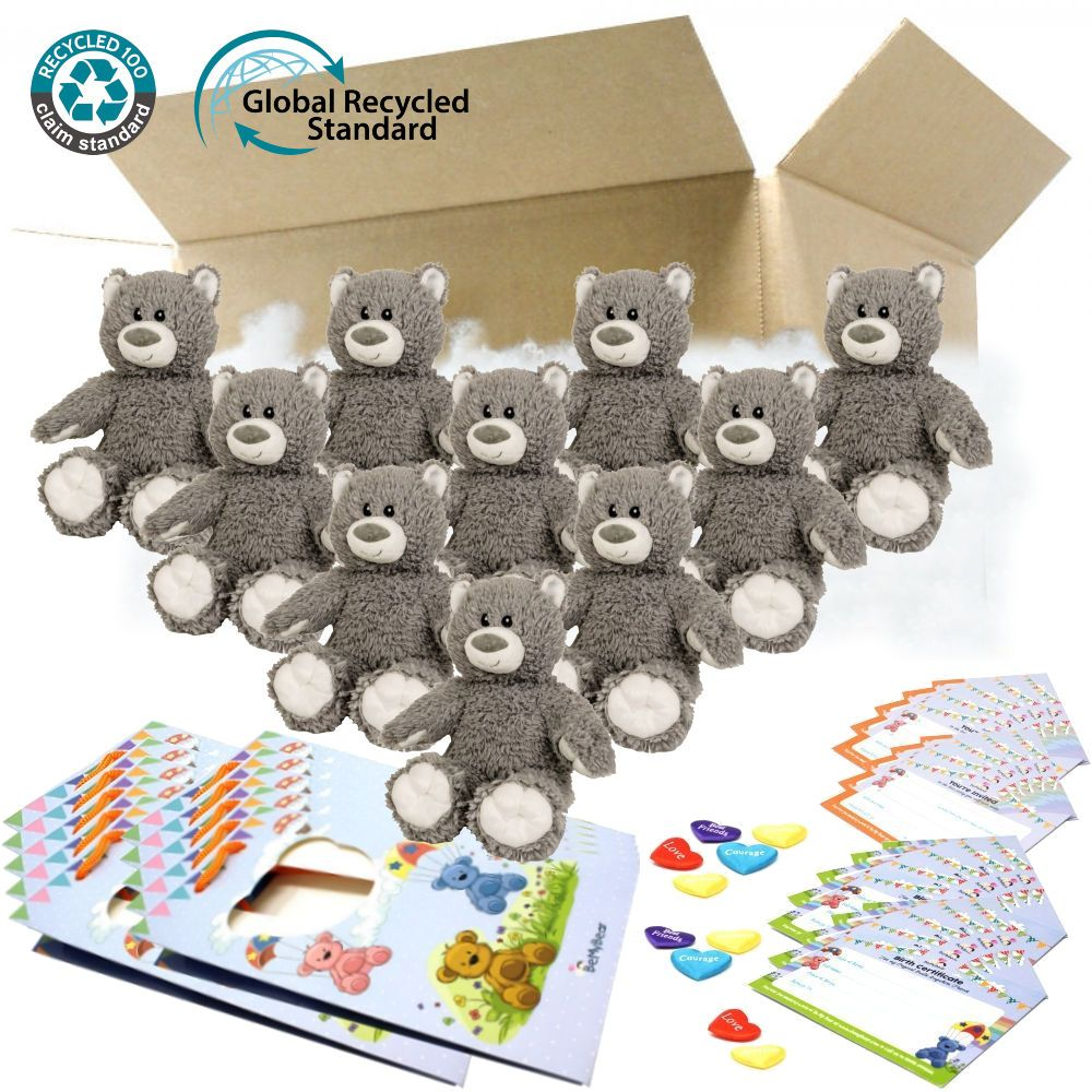 """Boon The Bear 16"""" Party Pack"""