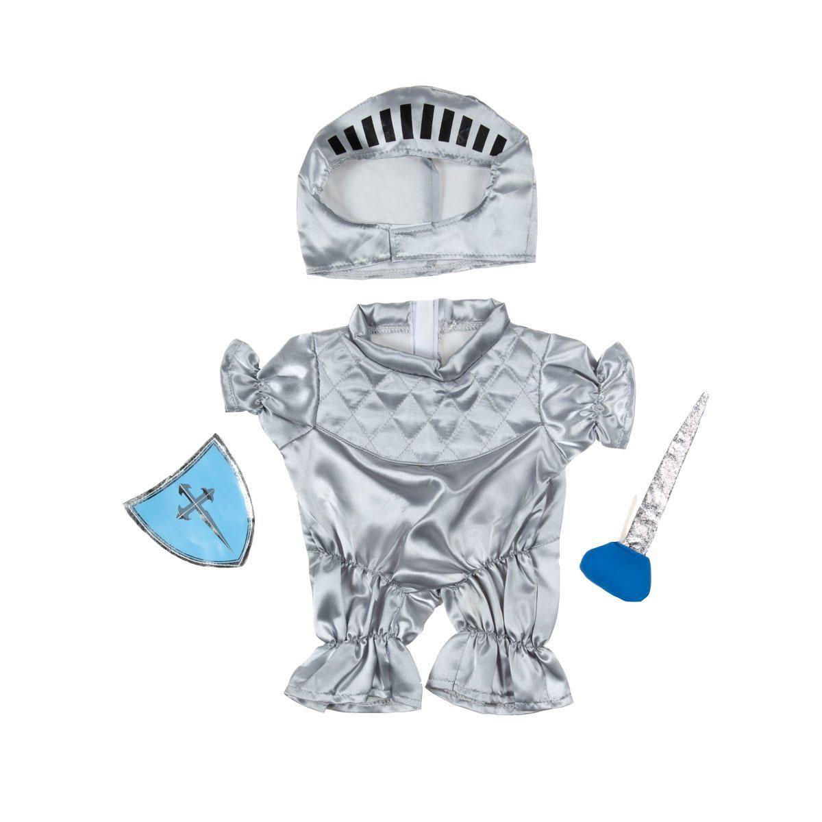 """Gallant Knight 16"""" Costume"""