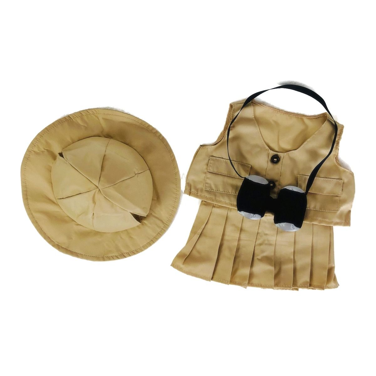 """Safari 16"""" Outfit with Skirt"""