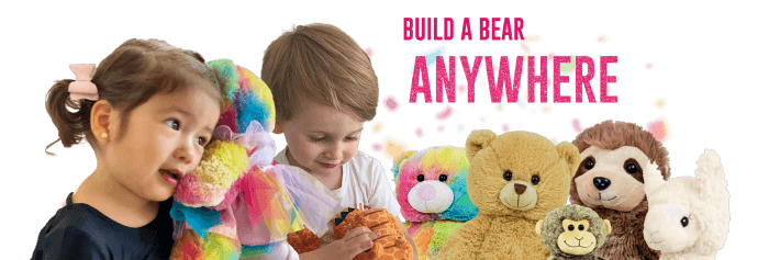 Build A Bear Anywhere