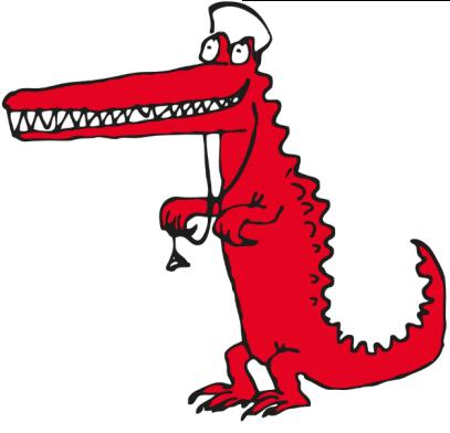 Marvin the Marvellous Crocodile