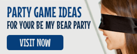 Party Game Ideas for a Be My Bear Birthday Party