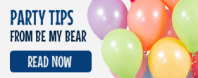 Party Tips and Tricks from Be My Bear