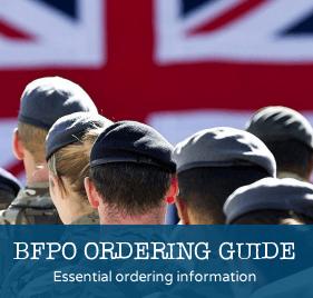 BFPO Ordering Guide