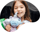 Celebrate your birthday with one of our make your own teddy bears