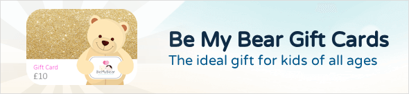 Be My Bear Gift Cards