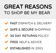 Great reason to shop with Be My Bear